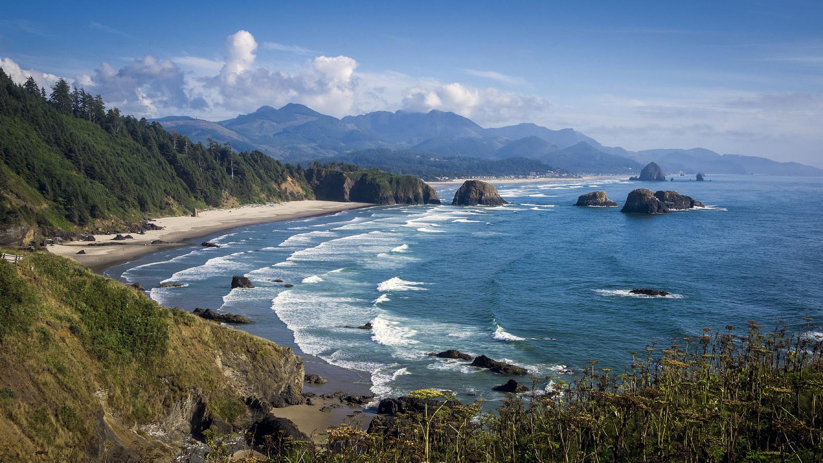 Multonomah Falls Wallpaper Desktop Explore These 11 Beautiful Places In Oregon