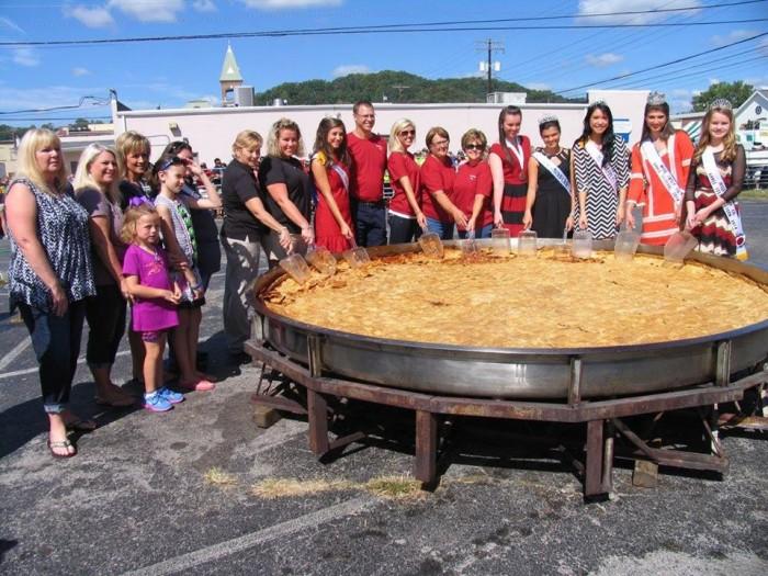 Casey County Apple Festival Liberty Ky