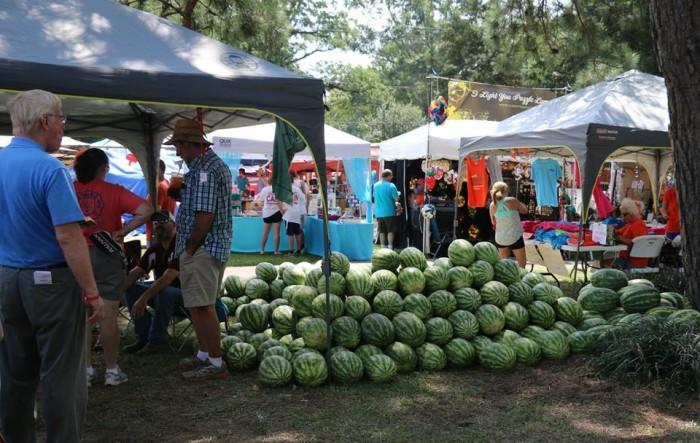 Watermelon Festival Moorhead Mn