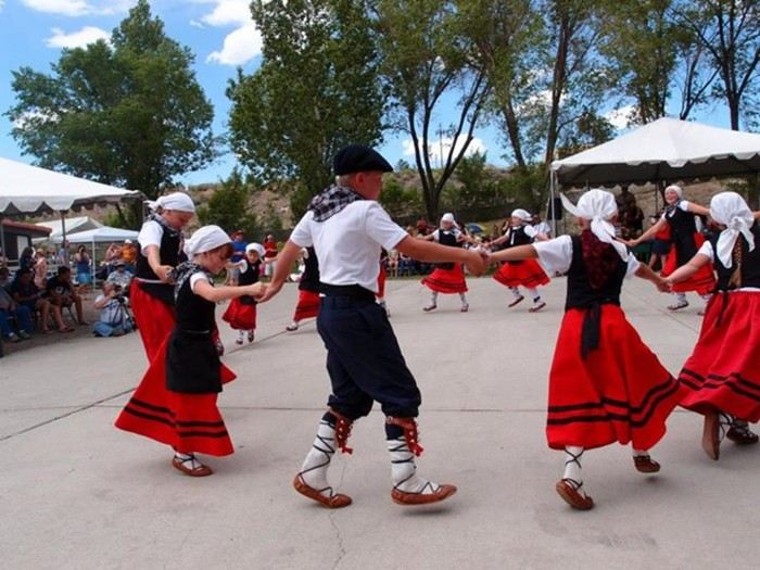 6. National Basque Festival - Elko, NV