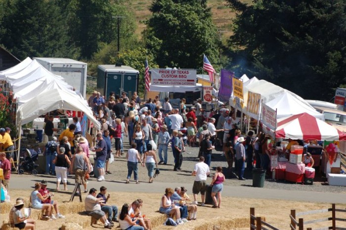 1. The Garlic Festival, Gilroy