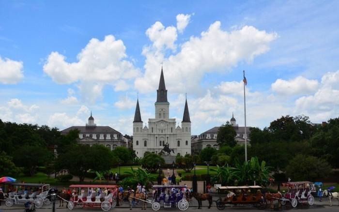 Vacation Best Louisiana Spots