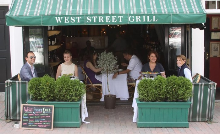 3. West Street Grill (Litchfield)
