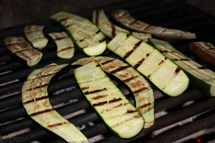 zuchini grilled