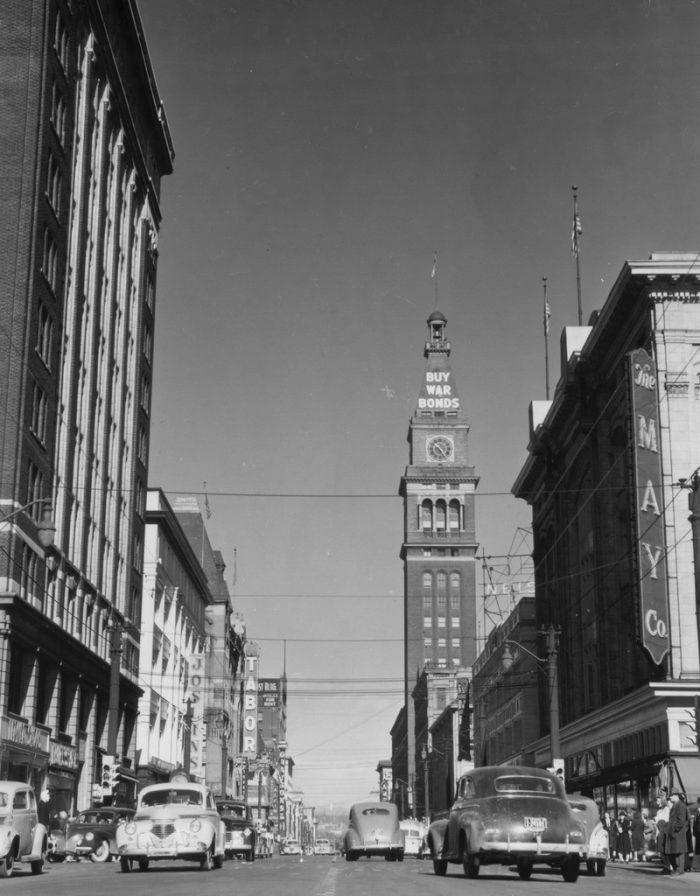17. 16th Street, 1945