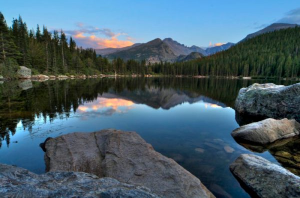 places in colorado thought