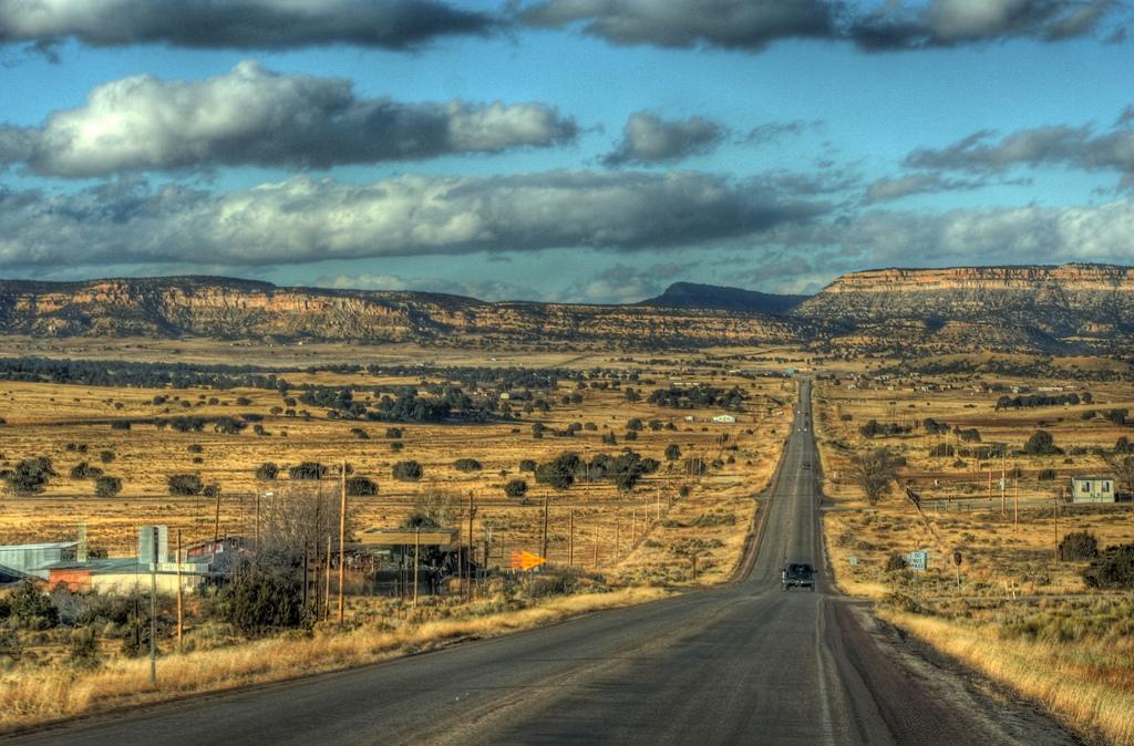 9 Prettiest Scenic Byways In New Mexico