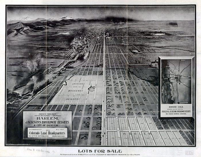 4. Denver, 1907