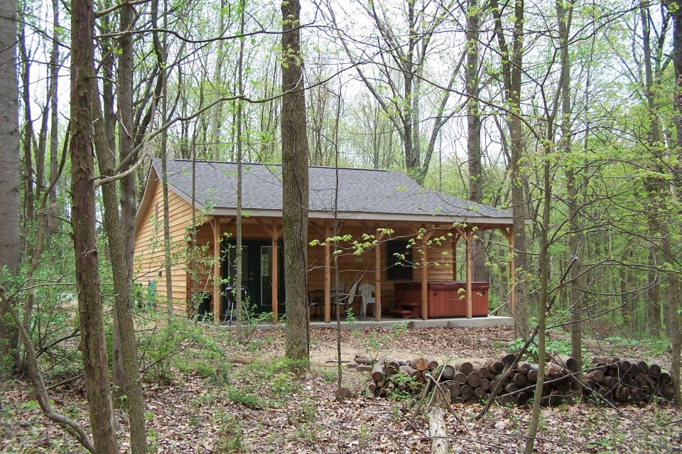 These are the 10 Best Rental Cabins in Illinois