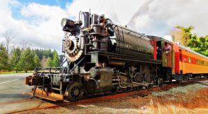 6 Epic Train Rides In Washington That Will Give You An Unforgettable Experience