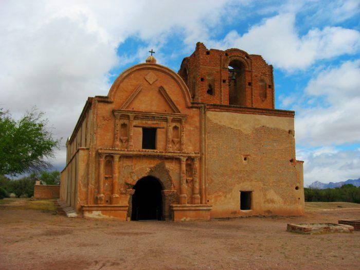17. Tumacacori National Historic Park