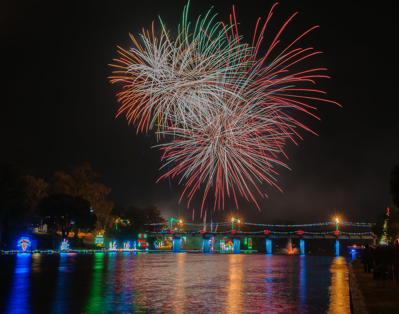 The Best Fireworks Displays In Louisiana In 2016 Cities