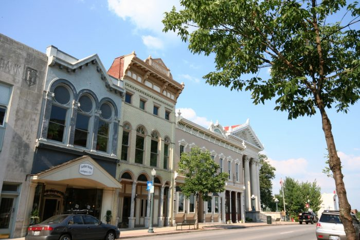 10 Cities To Visit On A One Tank Road Trip In Kentucky