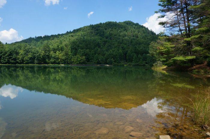 Camping Spots in Georgia