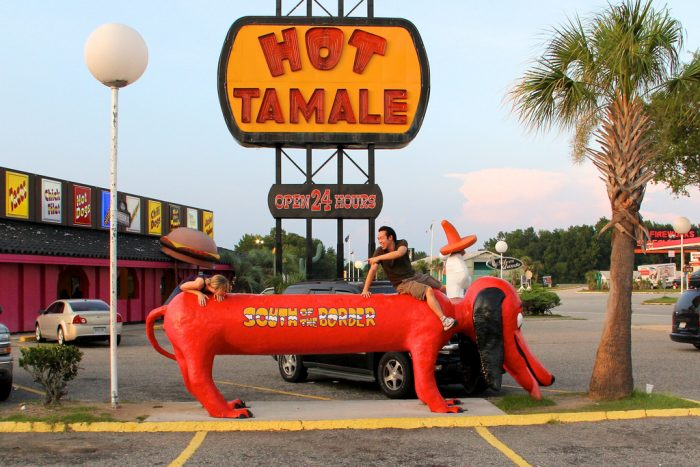 19 Thoughts People Have At South Of The Border In South