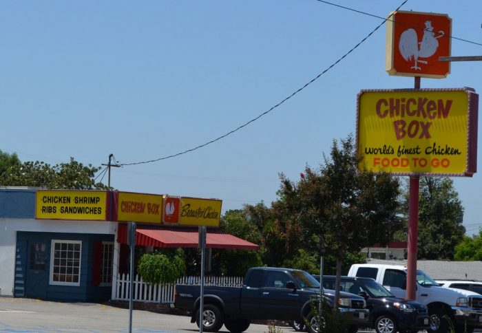 3. Chicken Box - Orange County