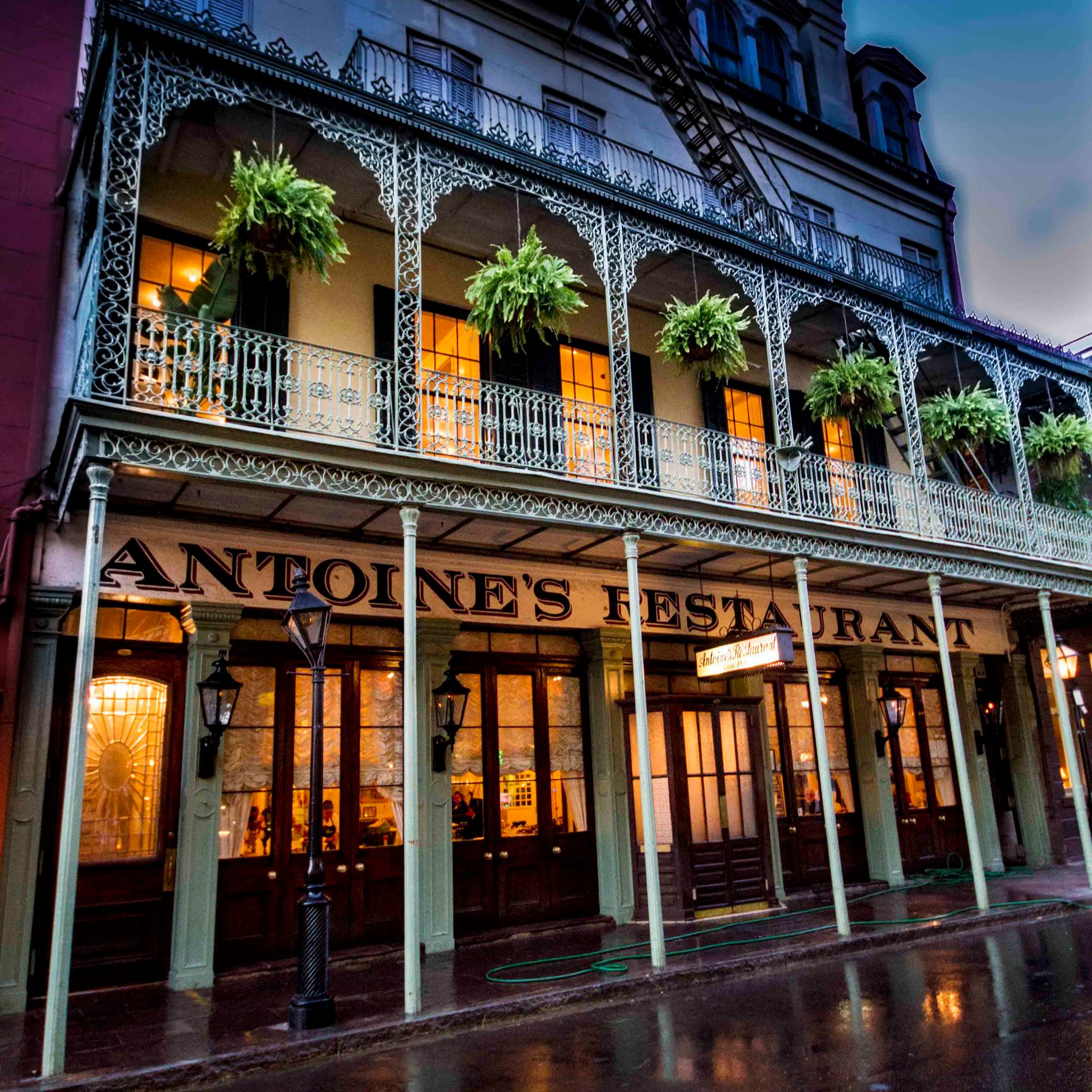 Visit The Oldest Restaurant In Louisiana And The United States