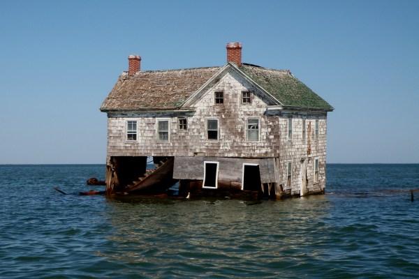 Maryland39s Underwater Island Is Truly Heartbreaking