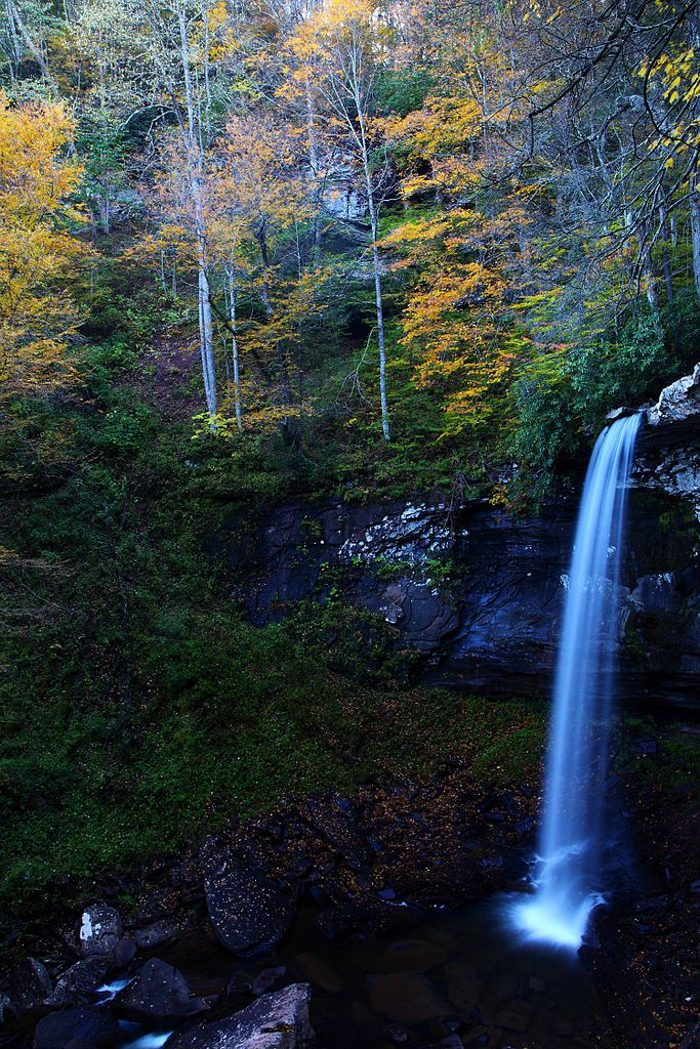 Pretty Fall Iphone Wallpaper The 10 Best Roadside Waterfalls In West Virginia
