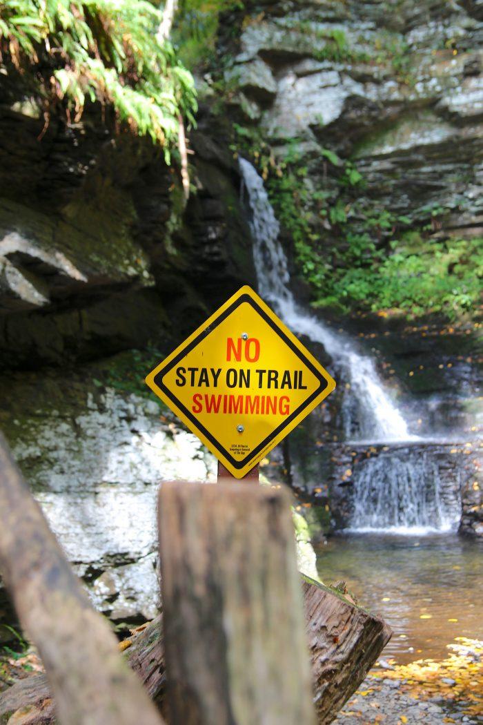 Bushkill Falls Is Pennsylvanias Niagara Falls
