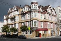 Haunted Queen Anne Hotel San Francisco