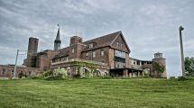 Abandoned Creepy Sanatorium Connecticut' Coast