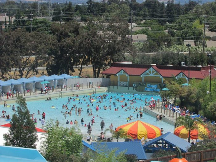 6 Best Pools and Waterparks Around San Francisco