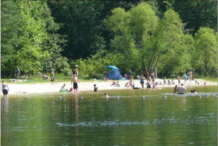 Visit These 6 Gorgeous Beaches Around West Virginia