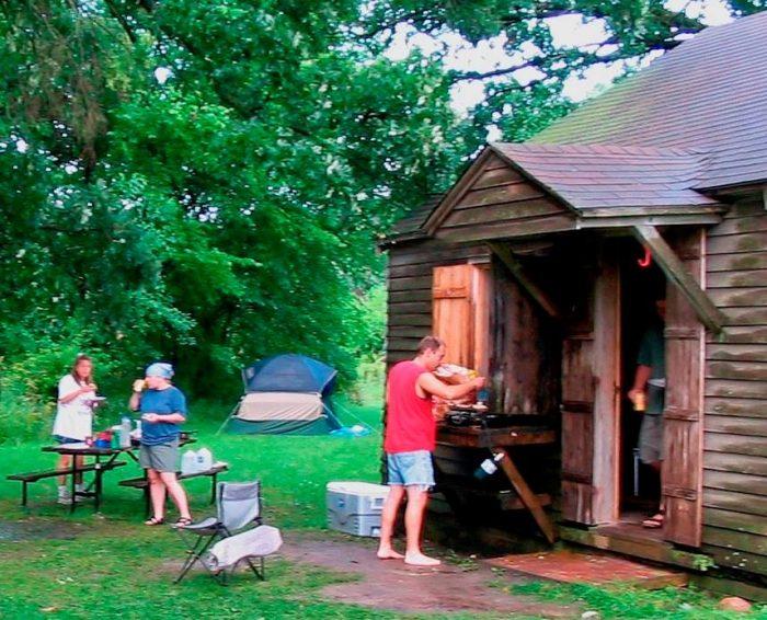 10 One Of A Kind Iowa Cabins