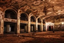 Abandoned And Haunted 14-story Baker Hotel In Texas