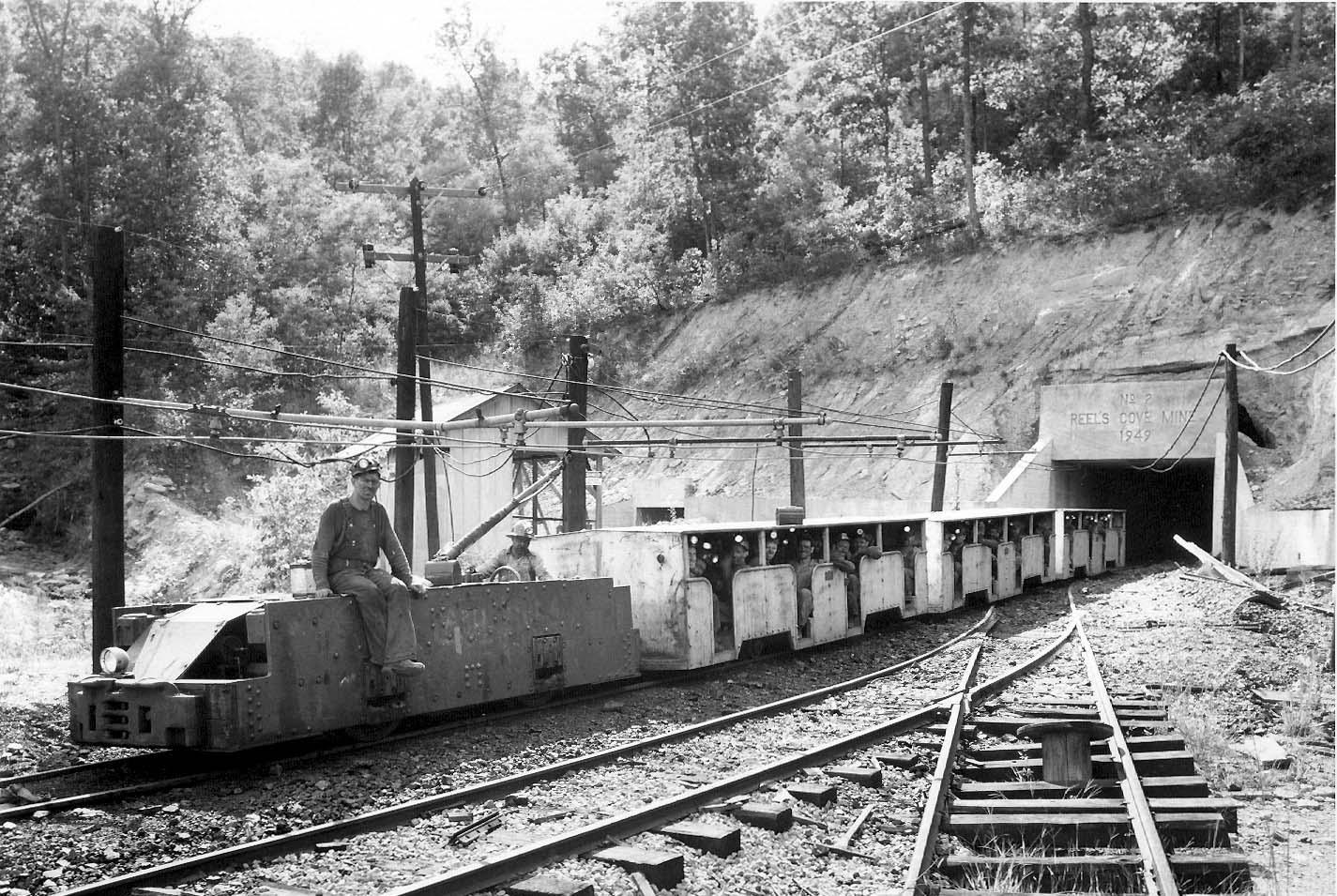 Coal Mines Des Moines Iowa