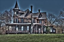 History Of Haunted Mansion In York