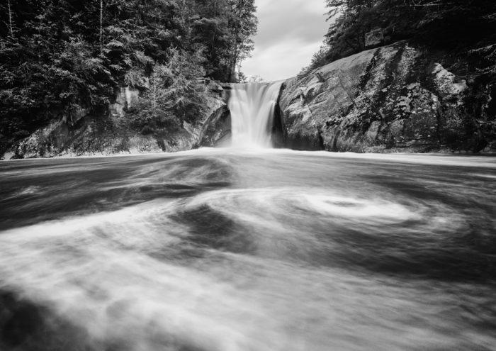 12 Waterfall Swimming Holes In North Carolina