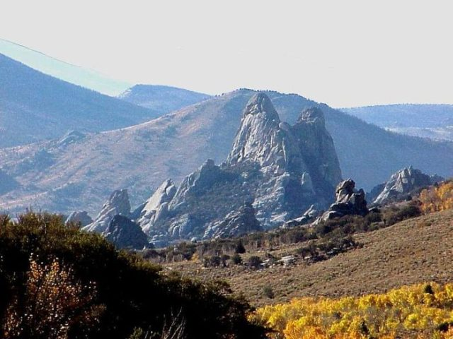 2. City of Rocks