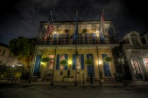 Ghost Haunted Hotels in New Orleans