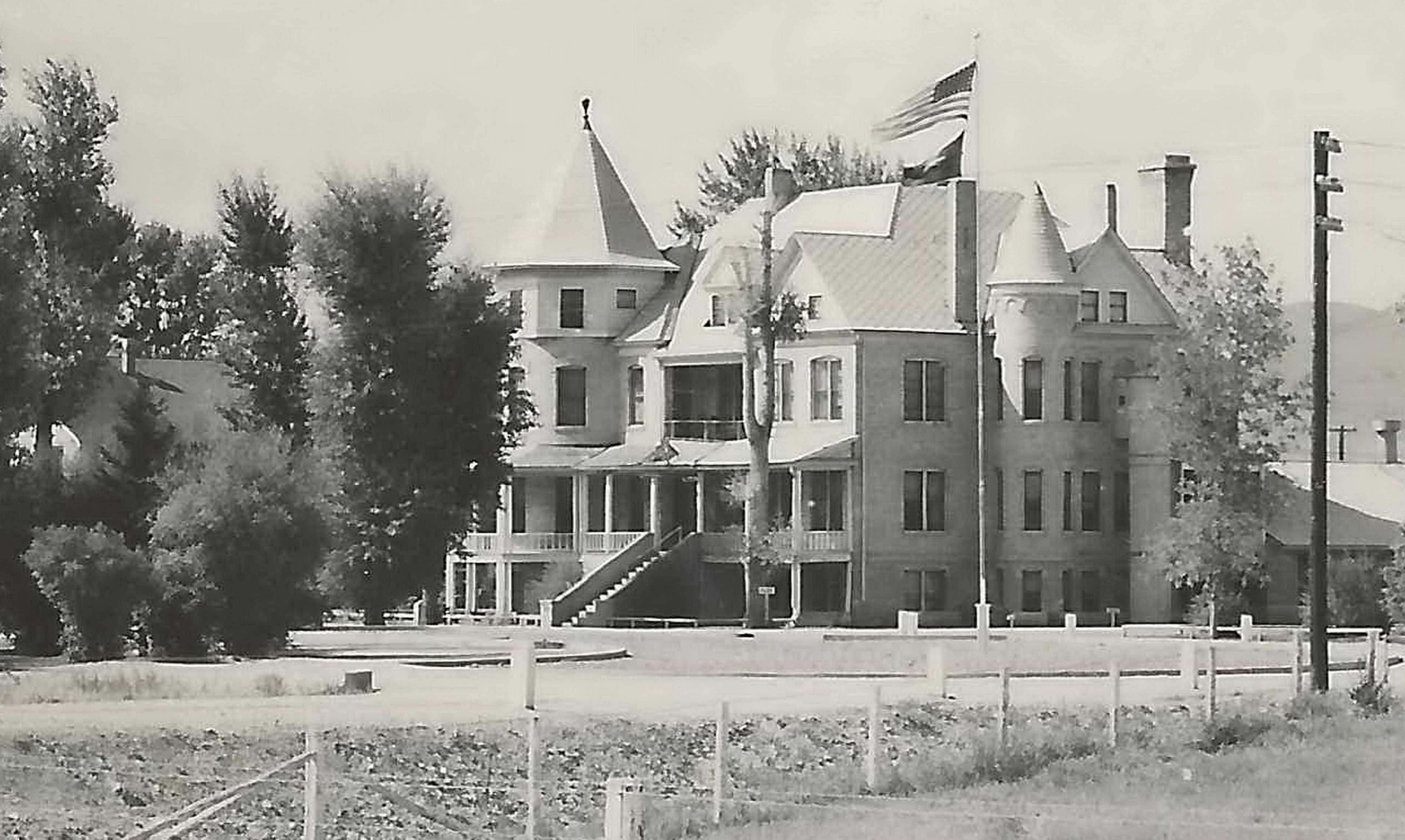 This Orphanage In Montana Has A Dark History