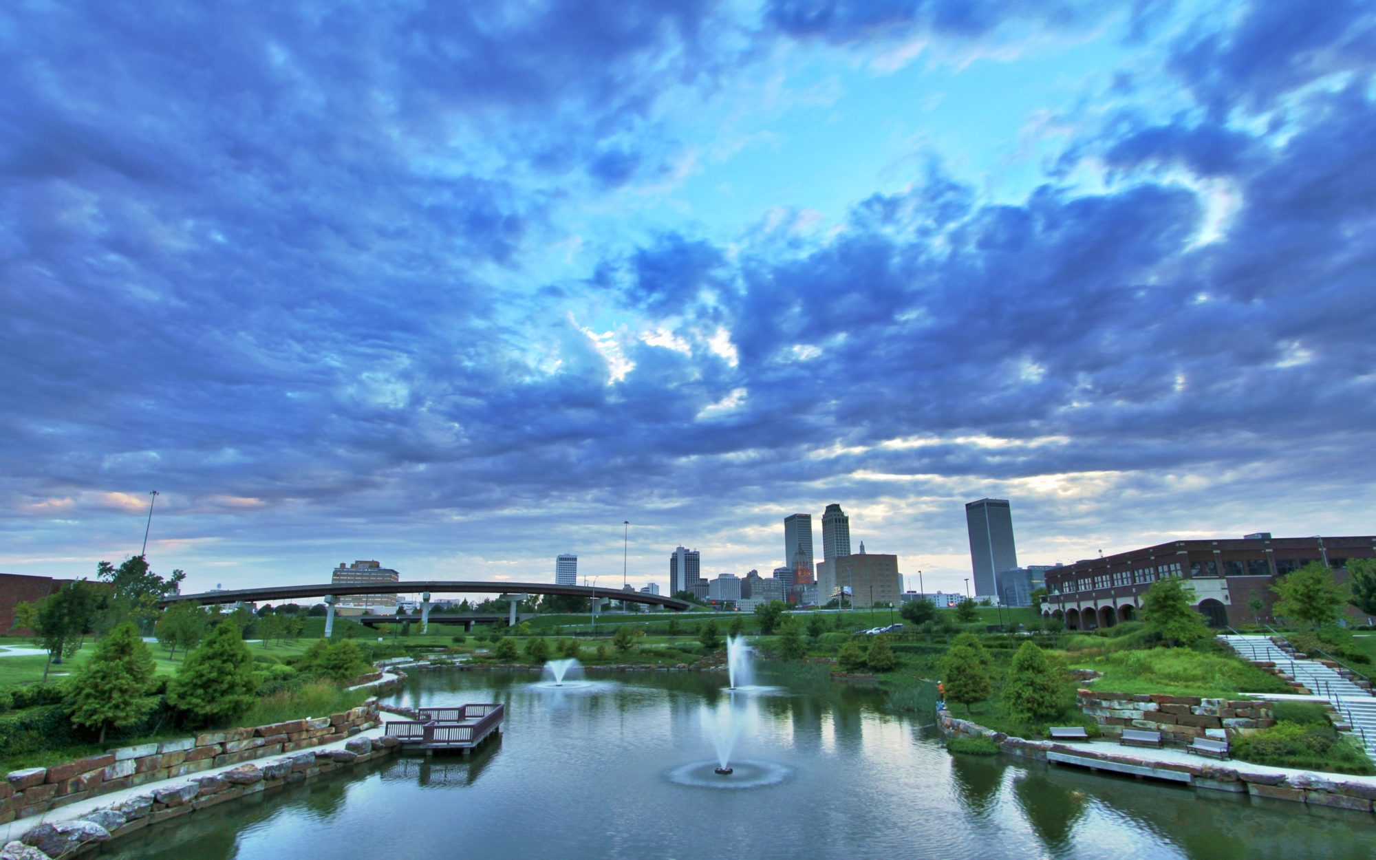 Tulsa Was Voted The Most Oddball City In Oklahoma