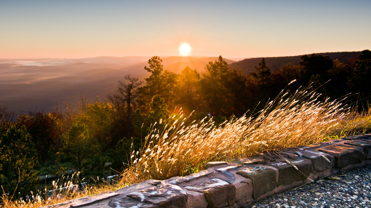 Visit The Ouachita National Forest In Oklahoma For Beautiful Scenery