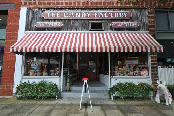 Biggest And Candy In North Carolina