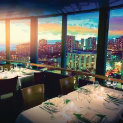 Kitchen Table Top Granite These 12 Hawaii Restaurants Have The Best Sunset Views