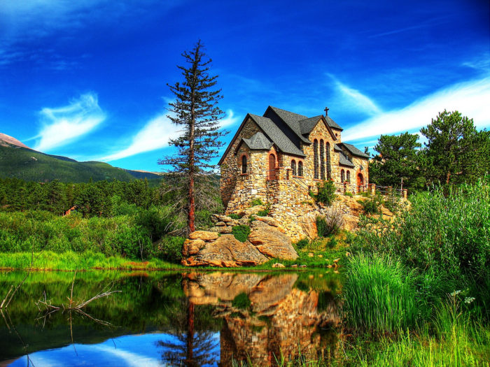 The Chapel On The Rock Near Denver Is Incredibly Unique