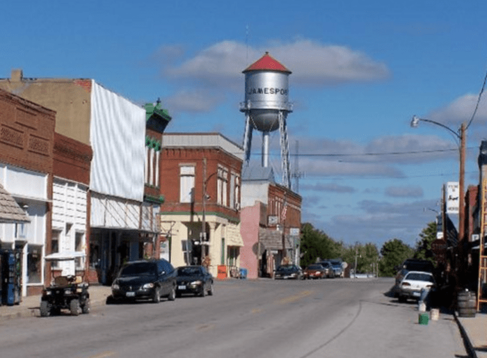 Scenic Fall Wallpaper Most Peaceful Small Towns In Missouri