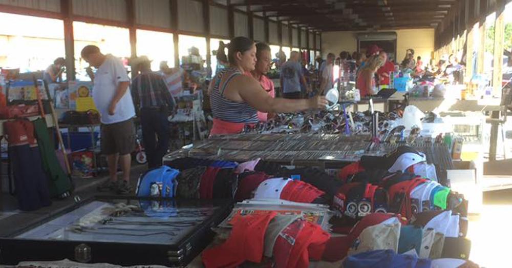 The Best Flea Market In South Carolina