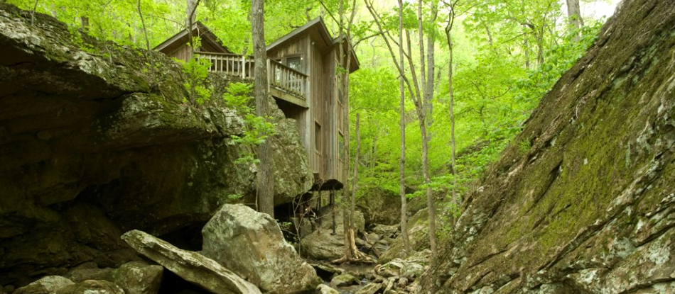 Longbow Resort In Arkansas Is The Perfect Place For A Retreat