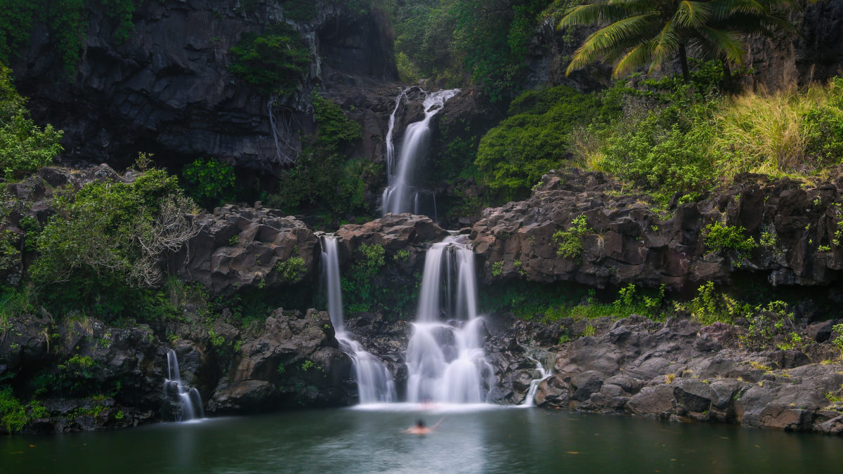 Fall In Boston Wallpaper Hawaii S Seven Sacred Pools Are Like Heaven On Earth