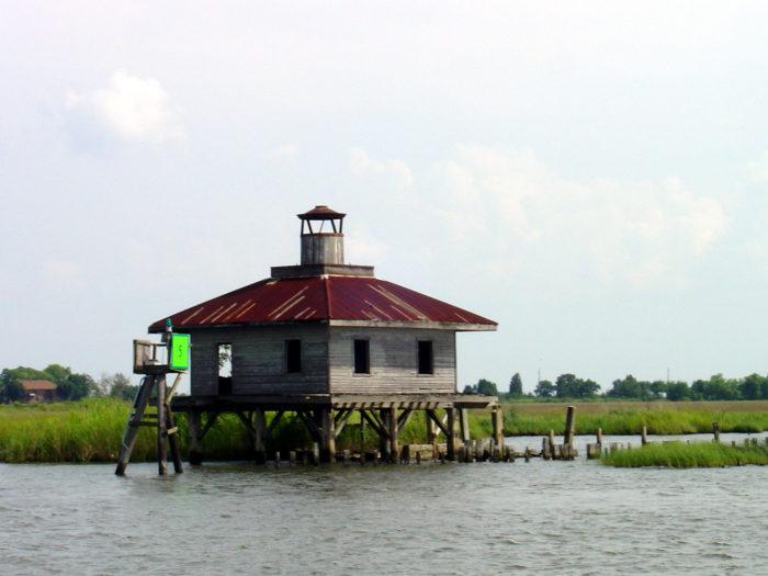 5. Rigolets Lighthouse