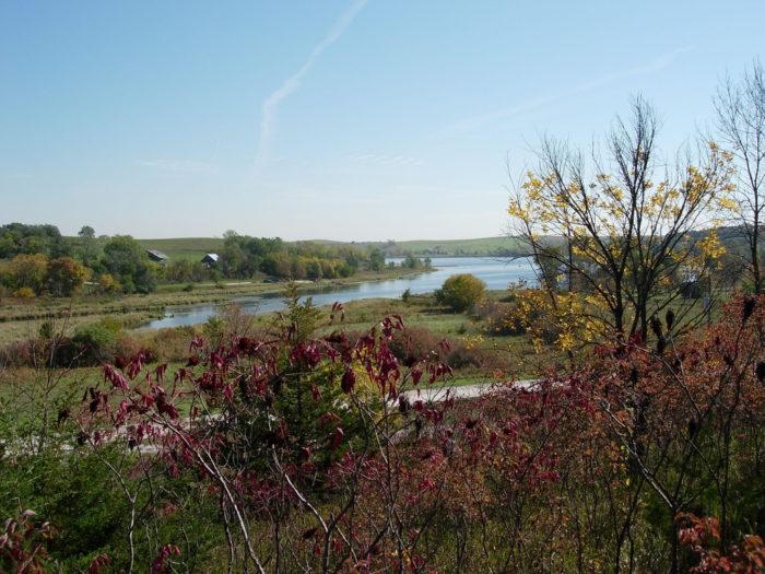 5 Scenic Country Roads To Drive In Nebraska In The Fall
