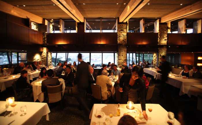 Canlis Restaurant In Seattle Washington Has The Best