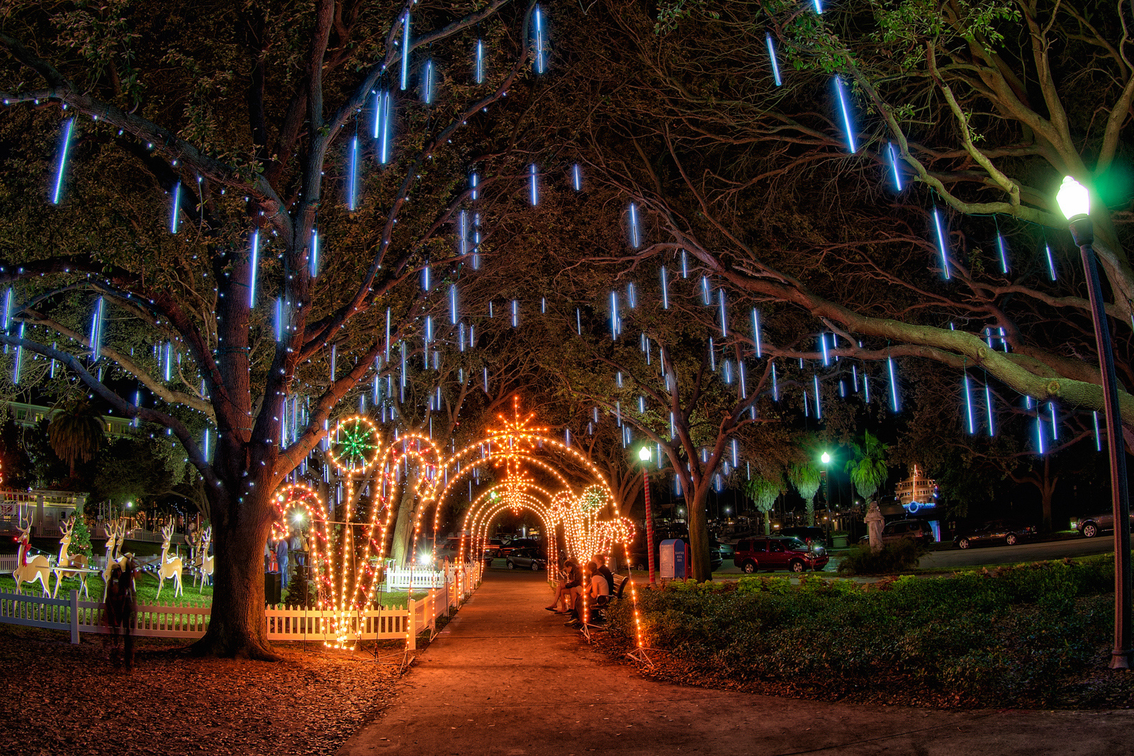 These Are The Top 10 Christmas Towns In Florida  2016