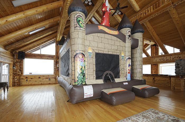 Timber Moose Lodge In Utah The Largest Private Log Cabin